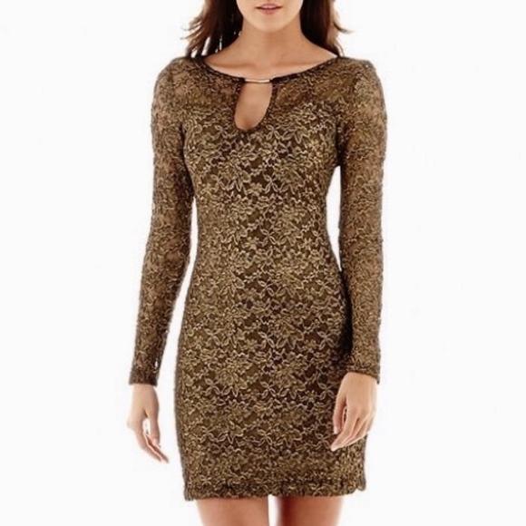 07ee33c5 Bisou Bisou Dresses | Nwt Lace Dress | Poshmark